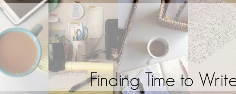 5 Ways to Find Time to Write