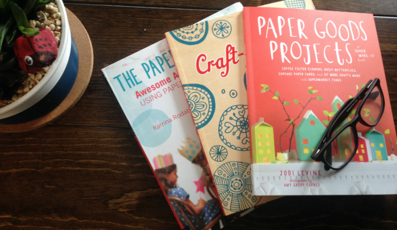 Craft Books for Summer