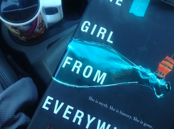 Book Report: Girl From Everywhere