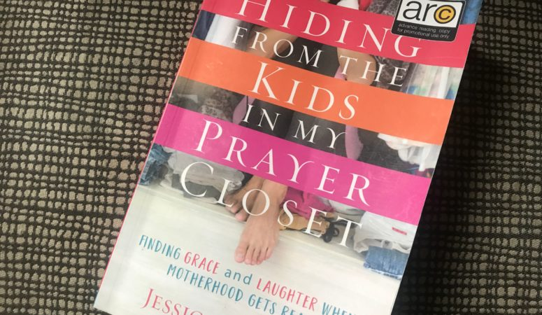 'Hiding from the Kids in My Prayer Closet' In Review