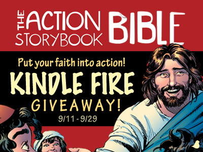 In Review: The Action Storybook Bible