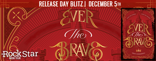 Release Day Blitz: Ever the Brave